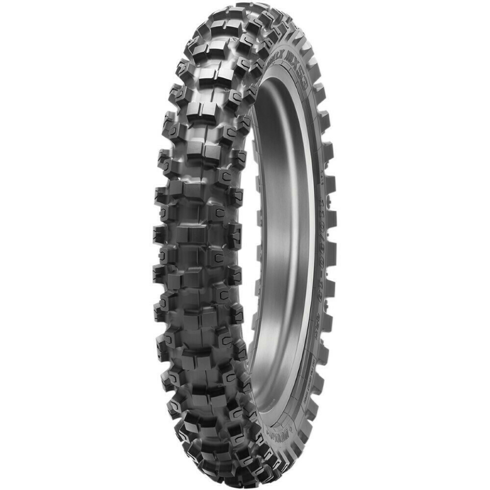 RIEPA DUNLOP GEOMAX MX52 90/100-14 49M TT AIZMUGURE