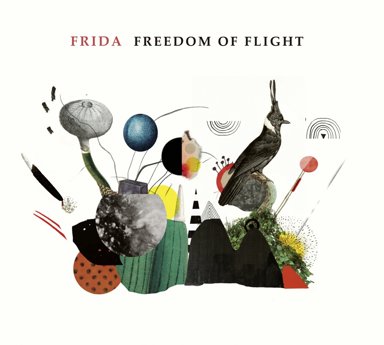 FRIDA // Freedom of Flight // CD