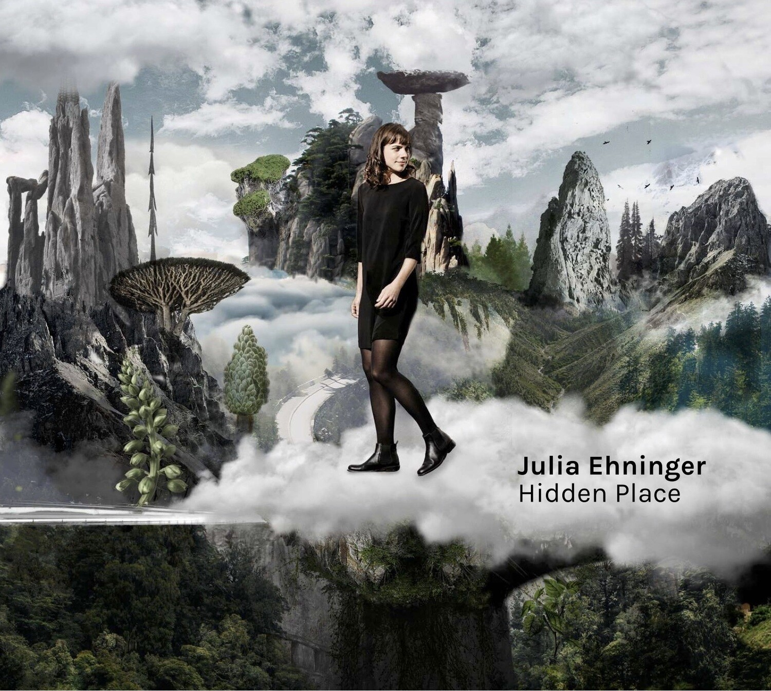 Julia Ehninger // Hidden Place // CD