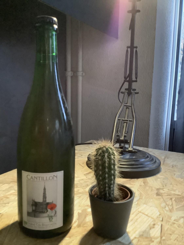 Cantillon - Grand Cru Bruocsella Lambic Bio - 5% - 75cl