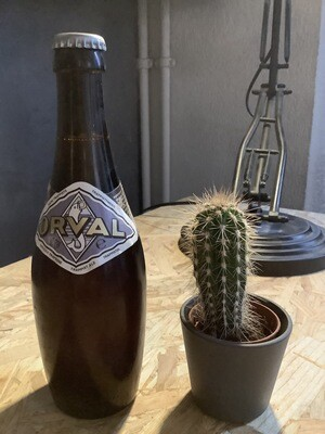 Brasserie d'Orval - Orval - 6,2% - 33cl