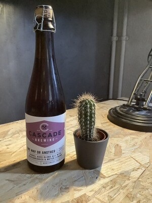 Cascade Brewing - One Way Or Another (2017) - 7,7% - 50cl