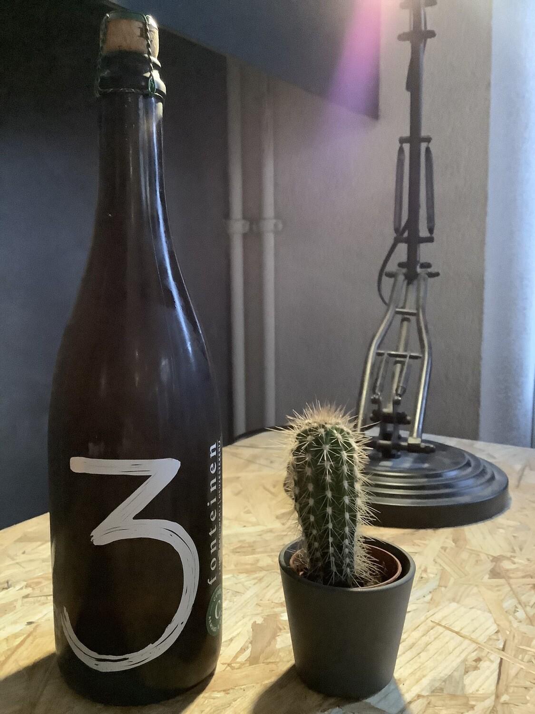 3 Fonteinen - Oude Geuze Cuvée Armand & Gaston - 5,5% - 75cl