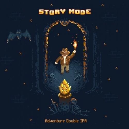 Stamm  - Story Mode - 8% - De la pression en canette 50cl