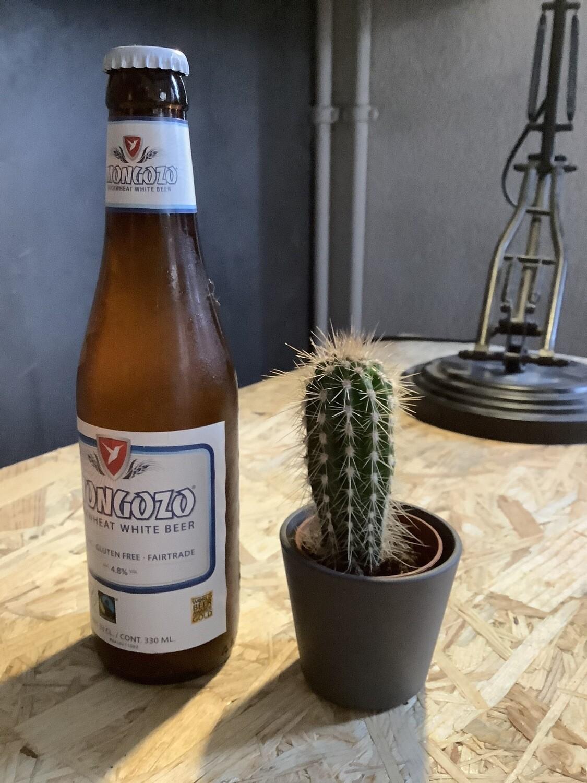 Mongozo - Buckwheat White - 4,8% - 33cl