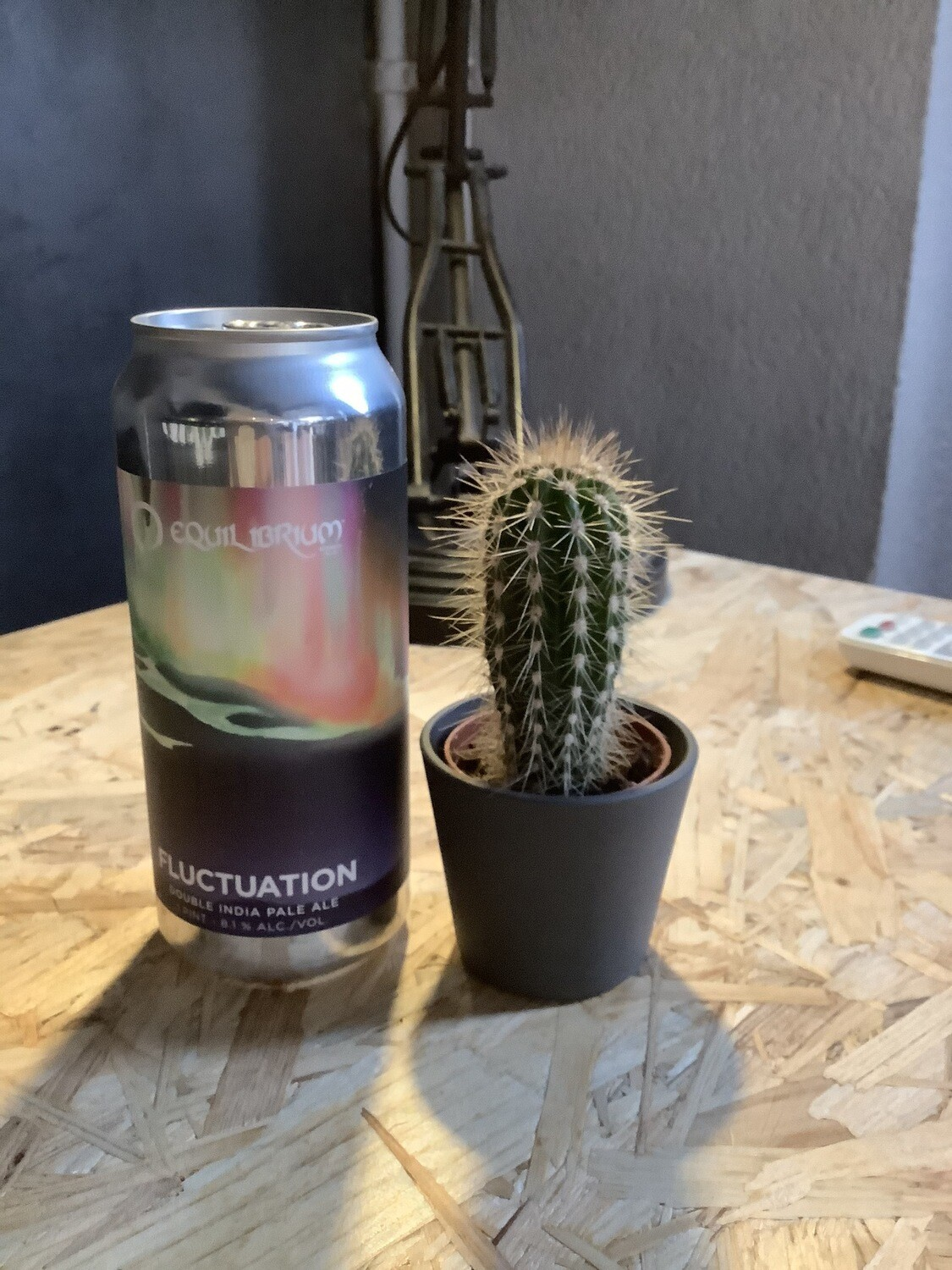 Equilibrium Brewery - Fluctuation - 8,1% - 47,3cl