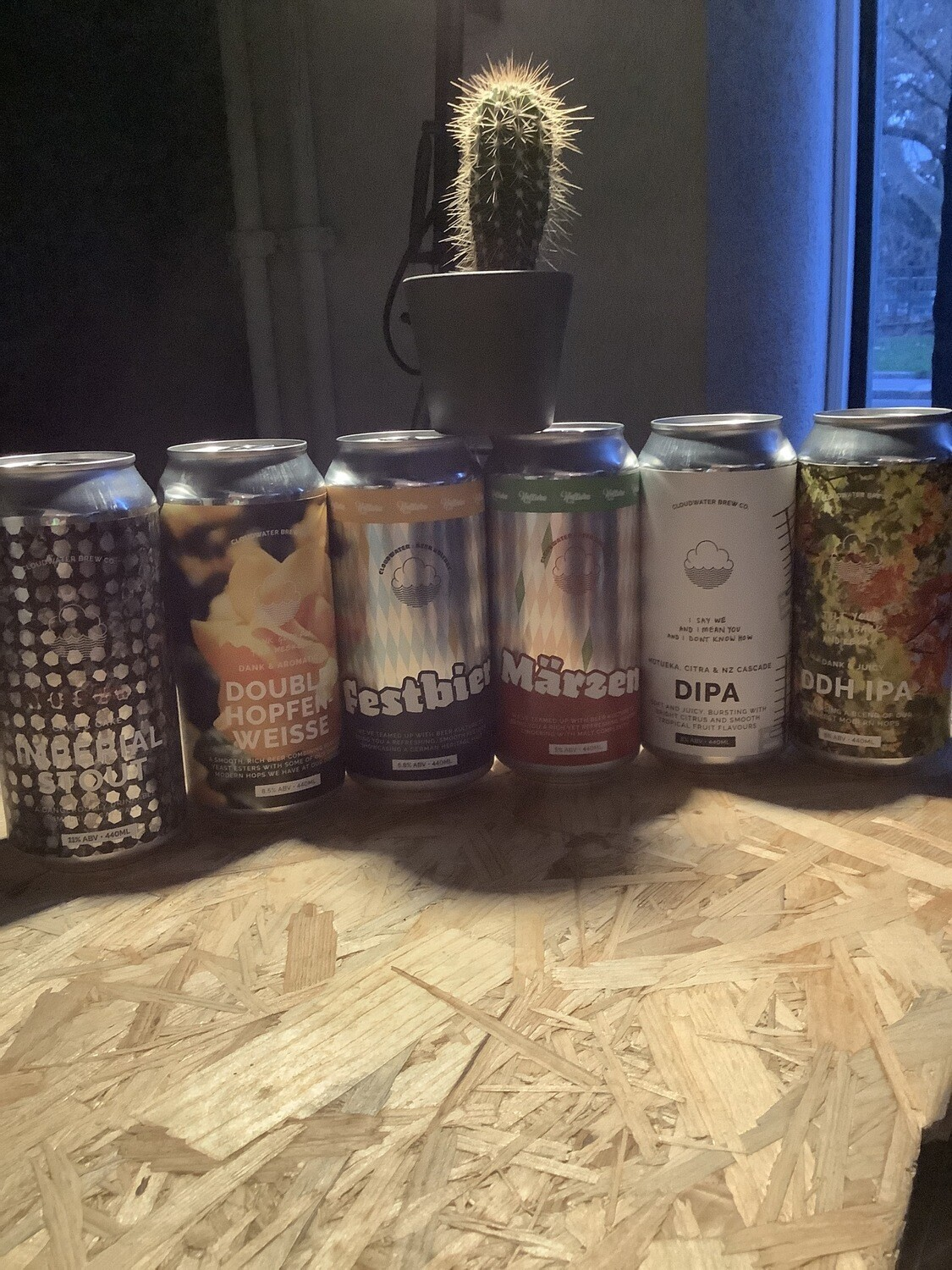 Pack Cloudwater