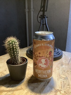Northern Monk - Stars & Stripes - 5,9% - 44cl