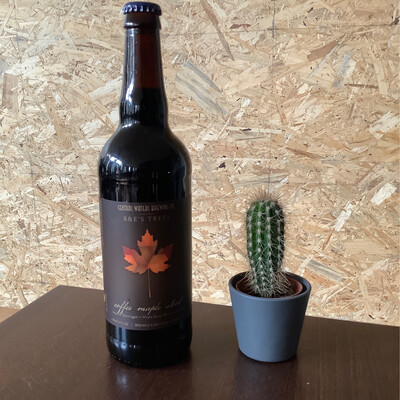Central Waters - Coffee Maple Stout - 10,5% - 65cl
