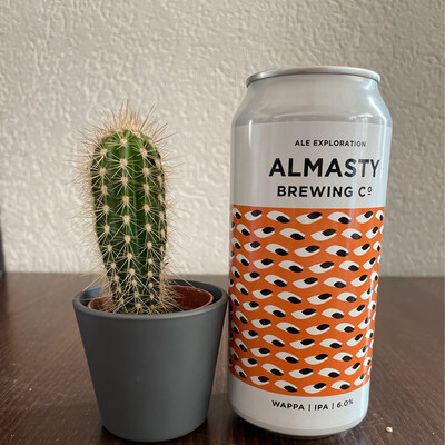Almasty - Wappa - 6% - 44cl