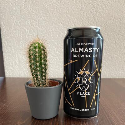 Almasty - R Place - 7,5% - 44cl