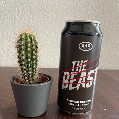 S43 - The Beast - 12% - 44cl