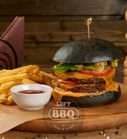 """Бургер """"Loft BBQ"""""""