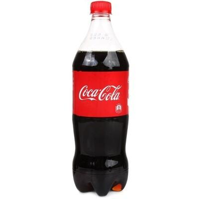 Кока кола 1л.