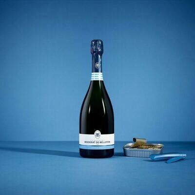 Champagne Besserat de Bellefon - Extra brut
