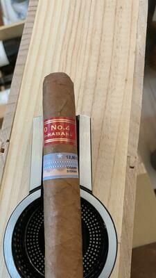 Cigare PARTAGAS SÉRIE D NO.4 CUBA/12 PIECES
