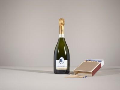 Champagne Besserat de Bellefon Millésime