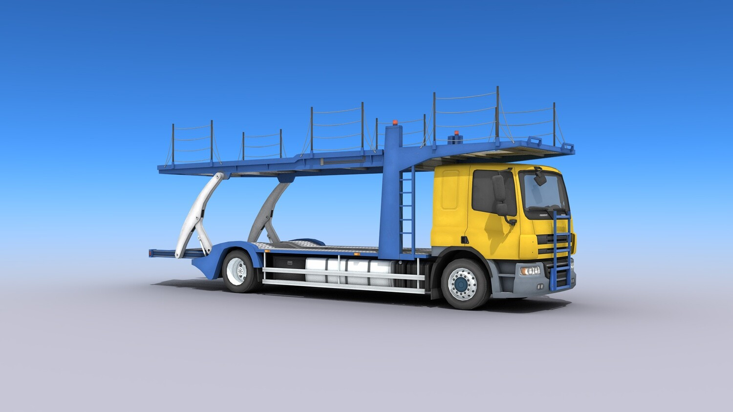 Car Carrier Truck