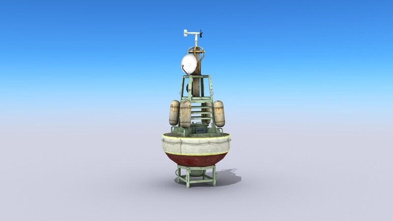 Meteorological Buoy