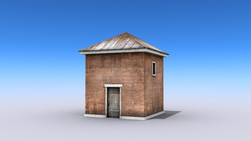 Small Industrial Building