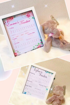 New Baby Daily Tracker