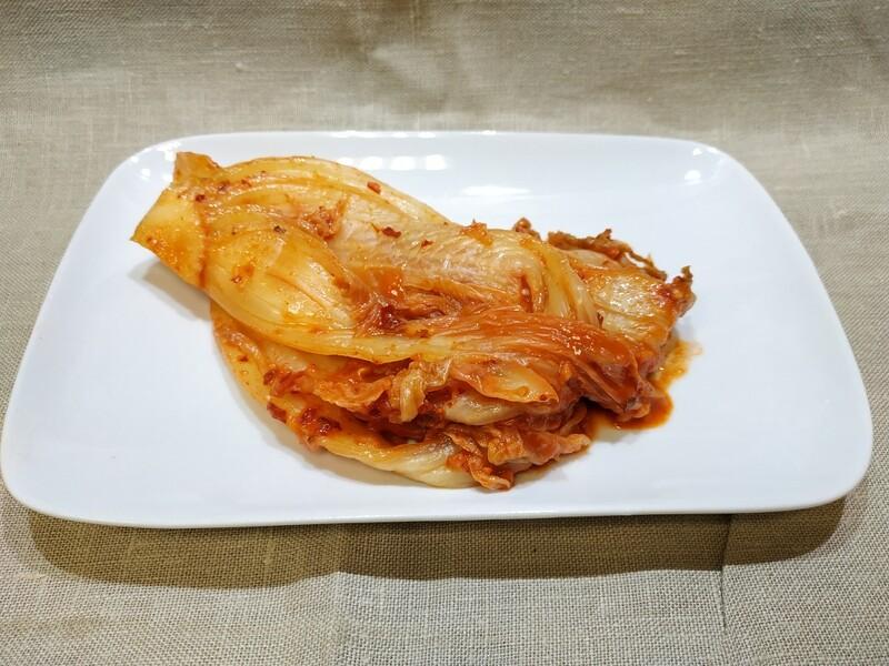 Кимчи по корейски
