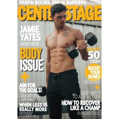May/Jun 2021 with Jamie Yates