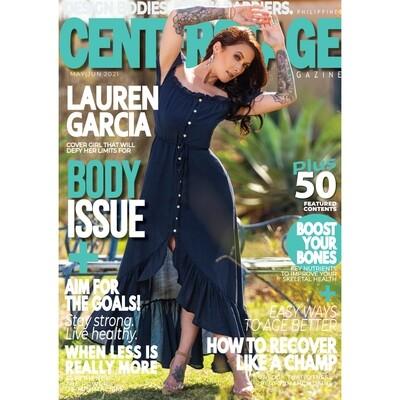 May/Jun 2021 with Lauren Garcia