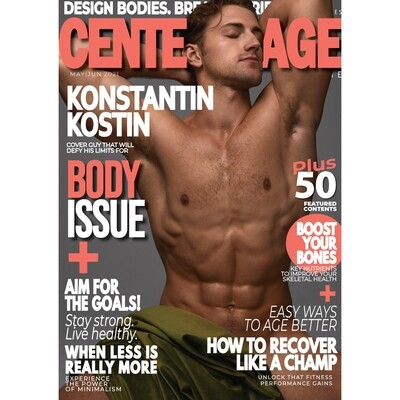 May/Jun 2021 with Konstantin Kostin