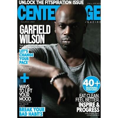 Jul/Aug 2021 with Garfield Wilson