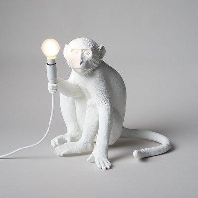 Seletti - Monkey Lamp