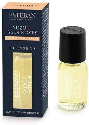 CONCENTRÉ DE PARFUM -  Yuzu & Sels Roses