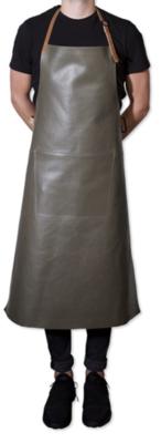Apron BBQ XL New grey