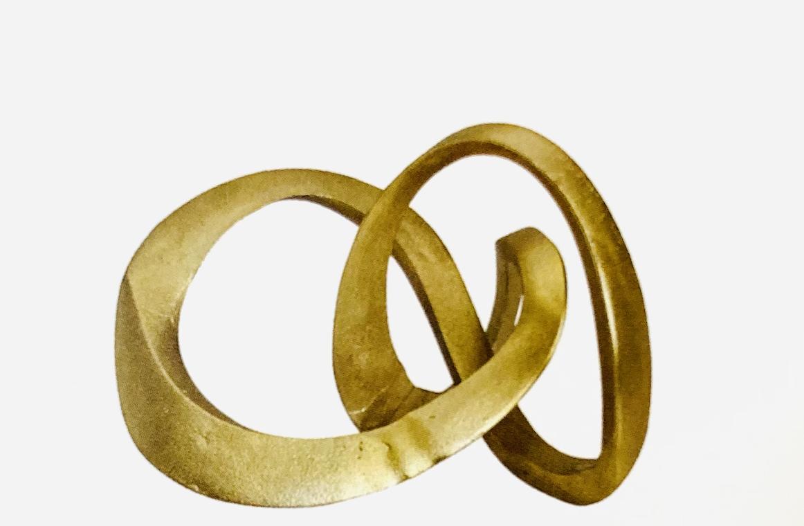 Statue - Bardo doré