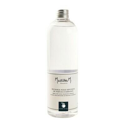 RECHARGE POUR DIFFUSEUR DE PARFUM D'AMBIANCE - 500 ml - POUDRE DE RIZ