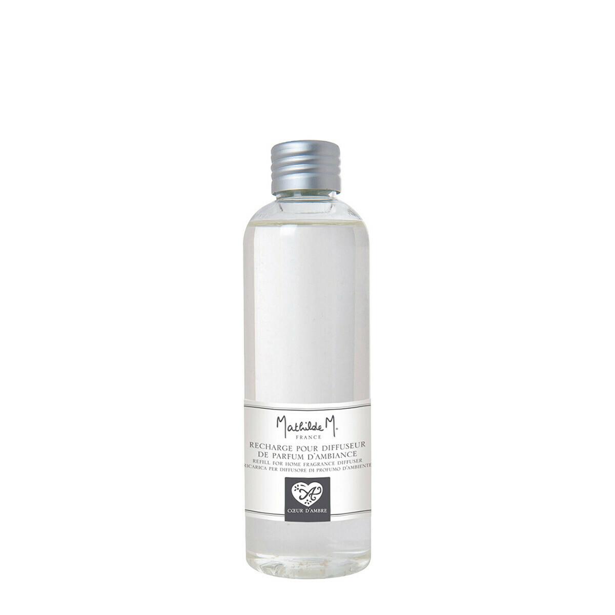 RECHARGE POUR DIFFUSEUR INTEMPOREL DE PARFUM D'AMBIANCE - 200 ml - COEUR D'AMBRE