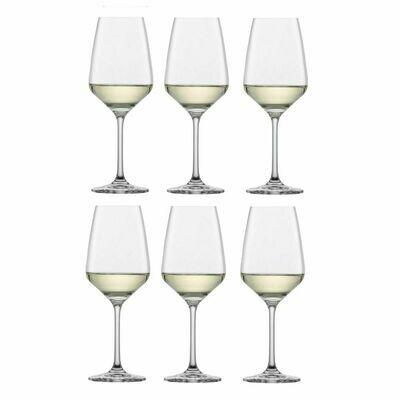 TASTE - Coffret de 6 verres à vin blanc