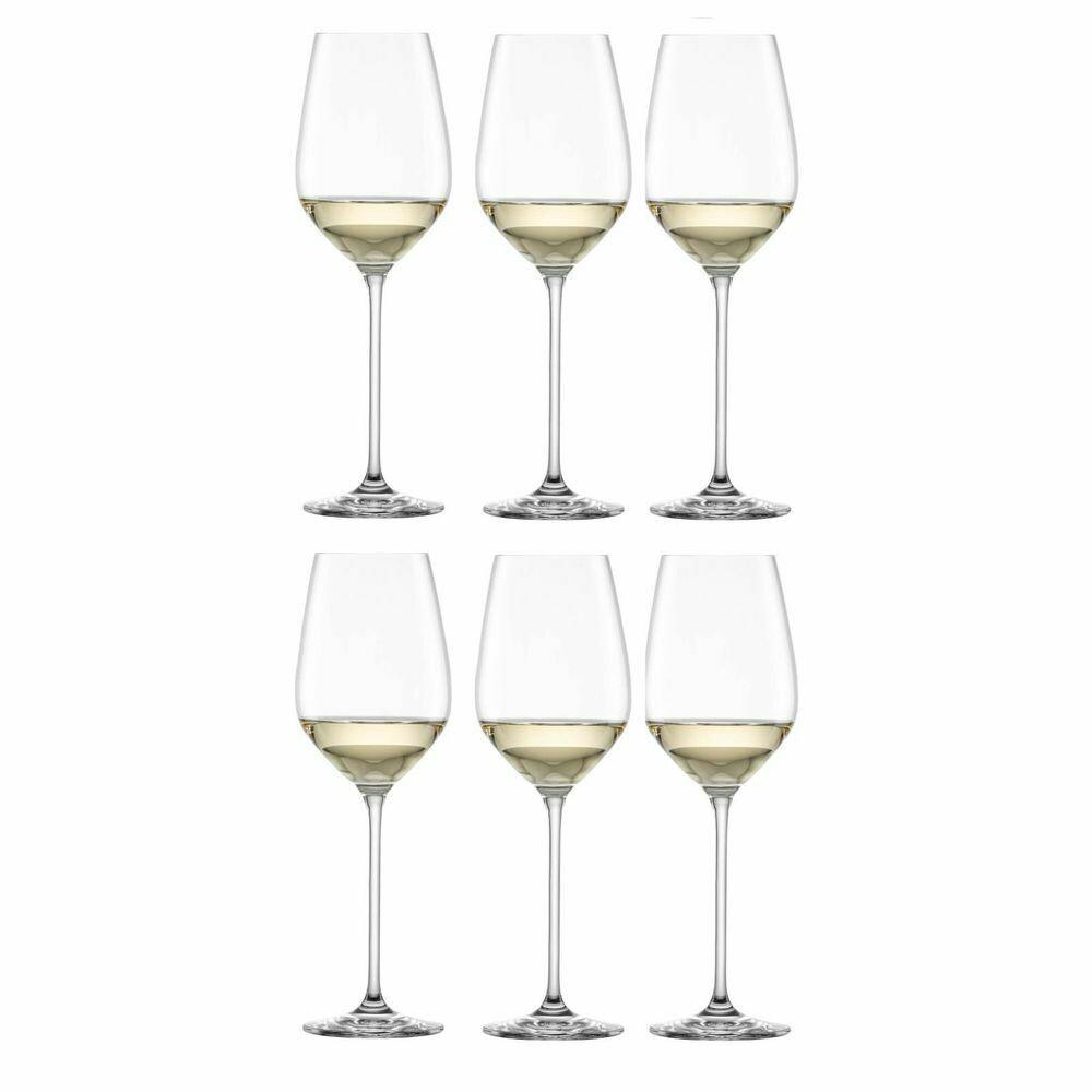 FORTISSIMO - Coffret de 6 verres à vin blanc