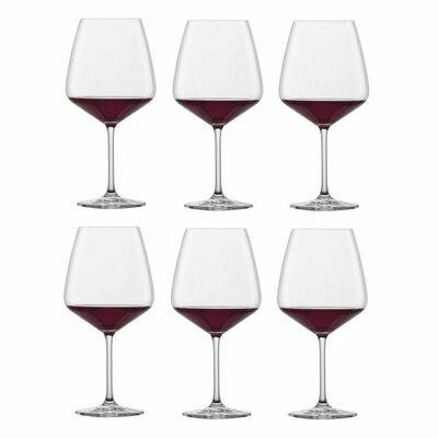 TASTE - Coffret de 6 verres à Bourgogne