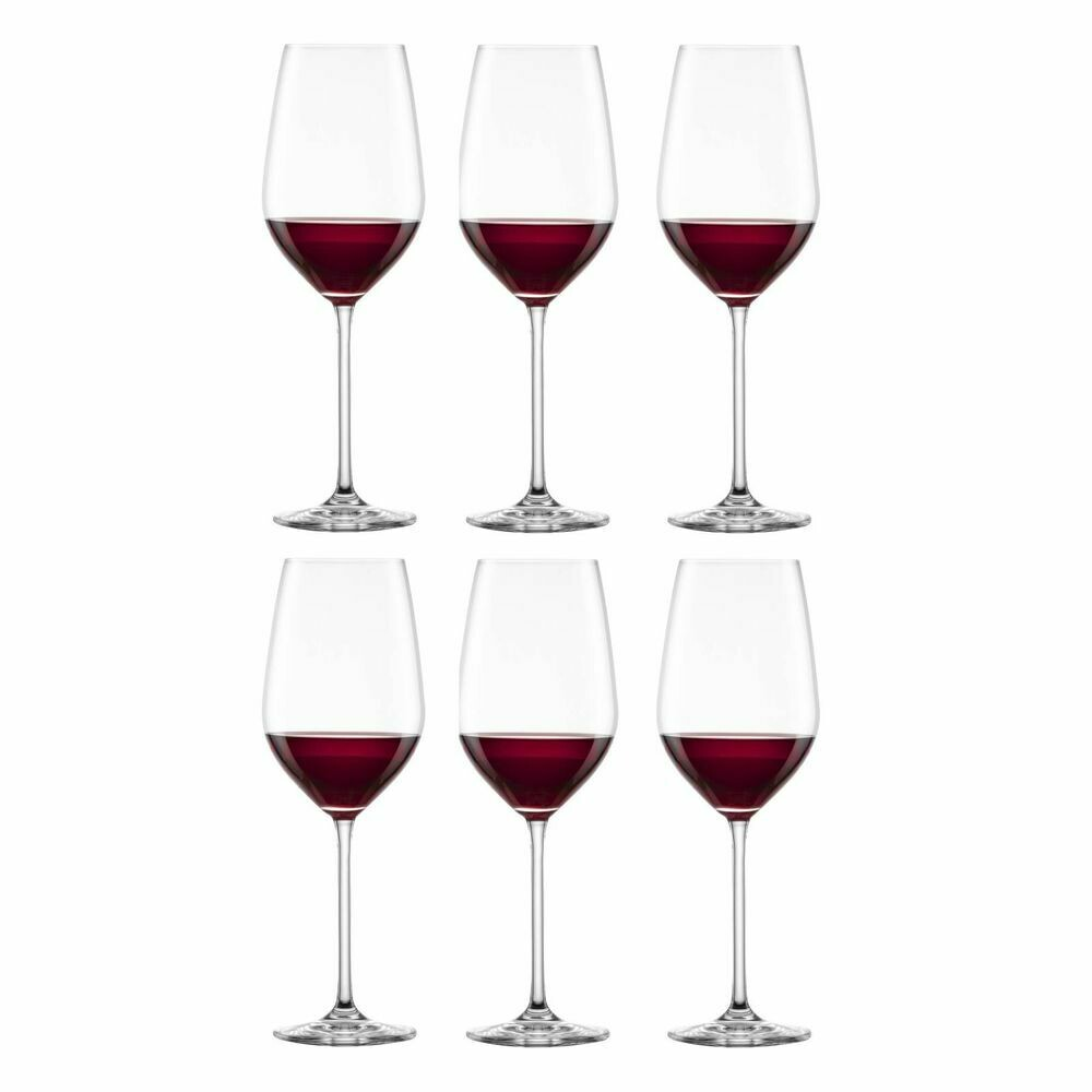 FORTISSIMO - Coffret de 6 verres à Bordeaux