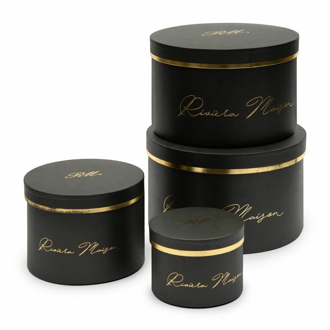 RM LUXURIOUS GIFT BOX SET DE 4 PIÈCES