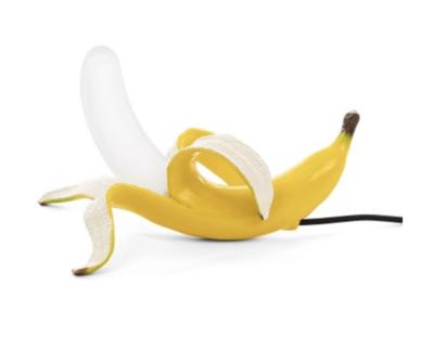Banana Lamp Dewey
