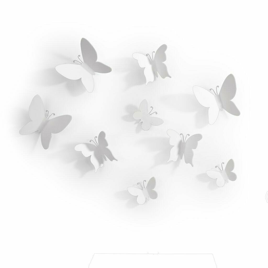 MARIPOSA WHITE 9 PIÈCES