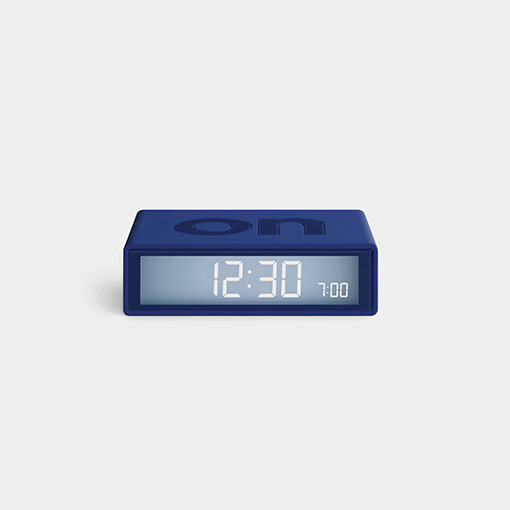CLOCK FLIP + TRAVEL