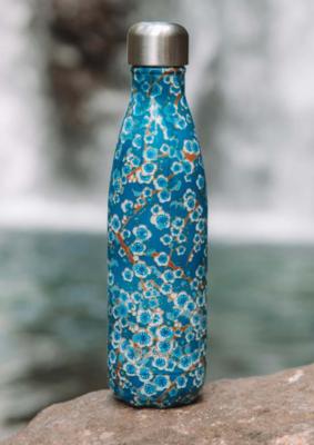 QWETCH - 500 ml : Flowers Bleu