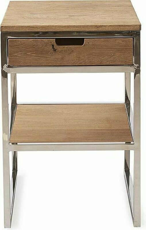 MONACO END TABLE WITH DRAWERS