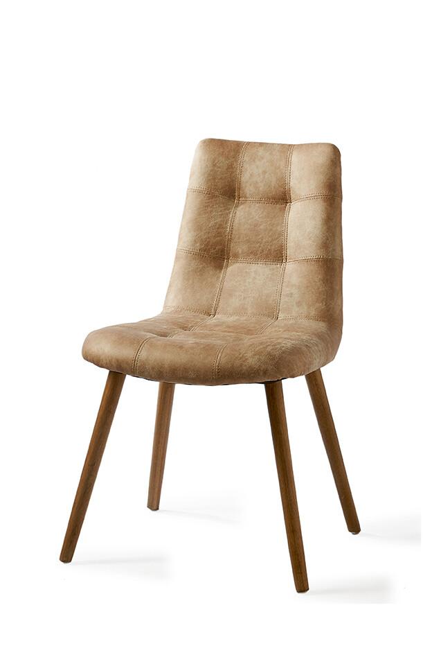 Duke Dining Chair Pellini Camel