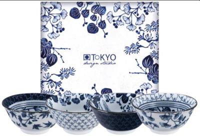 FLORA JAPONICA COFFRET 4 TAYO BOL