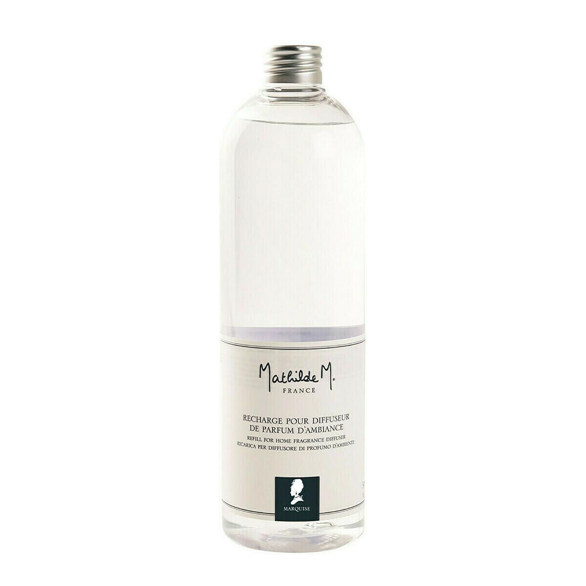RECHARGE POUR DIFFUSEUR DE PARFUM D'AMBIANCE - 500 ml - FLEUR DE COTON