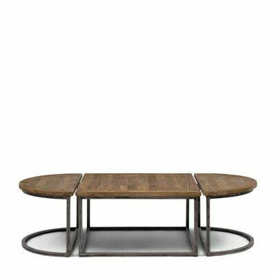 Verona Coffee table S/3